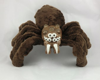 Posable Art Doll Spider