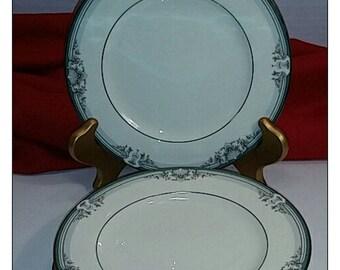 Lot of 5 Noritake Lyndewood  Bread & Butter Plate