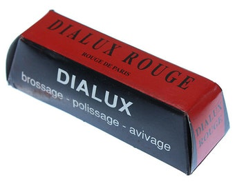 Dialux Red Compound for High Luster on Gold or Silver  (47.0241)