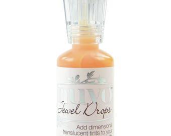 NUVO Jewel Drops - Orange Marmalade