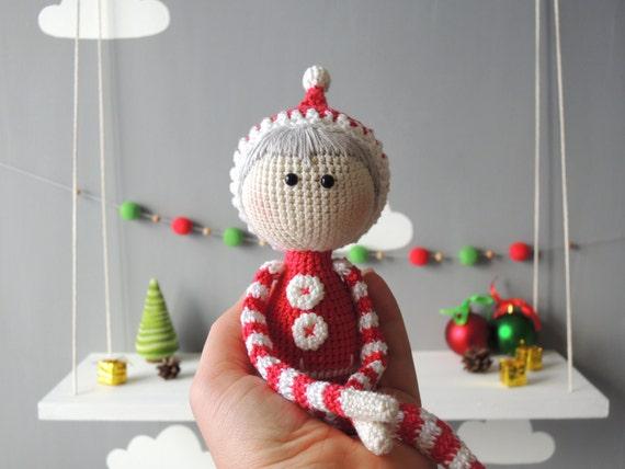kinder puppe kleine weihnachtsmann weihnachts geschenk ideen. Black Bedroom Furniture Sets. Home Design Ideas