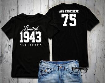 Funny 75th Shirt