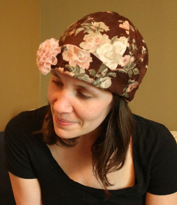 Muster von 1920 Cloche Frauen Tee Hut Schnittmuster