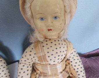 Vintage Poland Doll