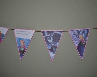 Frozen Storybook Banner