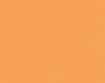 Kona Cotton Solid - Goldfish - 1 YARD - Robert Kaufman Fabrics K001-474