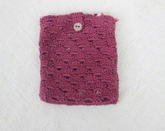 Crochet Wallet/ Change Purse