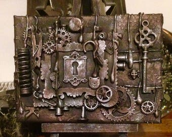 Steampunk key to the keyhole 2nd edition