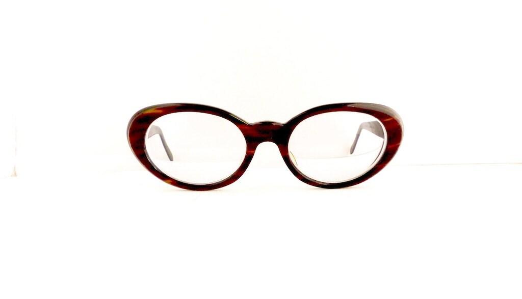Rodenstock ovale Form Brillen Frames Damen Vintage 1950 /