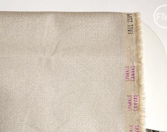 Sparkle CANVAS, Cotton+Steel, RJR Fabrics, Cotton and Linen Blend Canvas Fabric, 5019-12