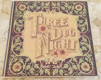 Vinyl: Three Dog Night, Seven Separate Fools, Includes 7 Bonus Large Playing Cards, Free Shipping