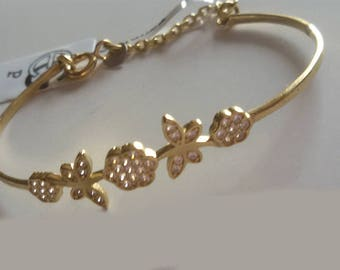 18K  GOLD Bracelets 3.5 gram for kids