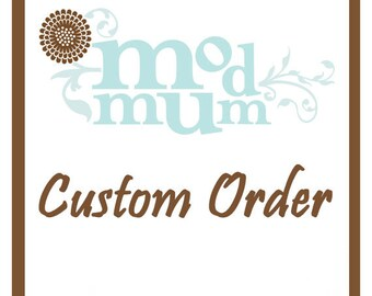 Customize Your Gown! - Please contact me before ordering customization!