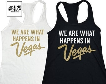 ENDS AT 3AM we are what happens in vegas, bachelorette shirts,bridesmaid shirts, bridesmaid tanks, funny bridesmaid shirts, funny bridesmaid