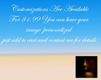 Personalize your images