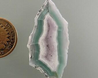 Cabochon de Smithsonite, Cabochon de Smithsonite translucide, vert Cabochon, Cabochon de créateur, cadeau Cab, C2383, fabriqués à la main par 49erMinerals