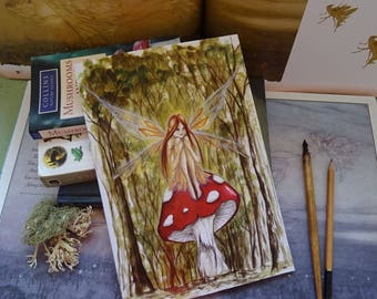 Woodland Wish Journal