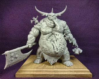 GREAT UNCLEAN ONE  greater daemon of nurgle. Warhammer Exclusive