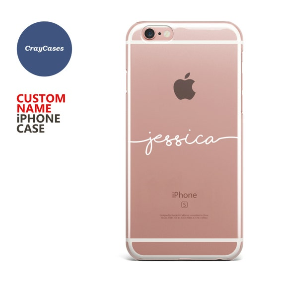 name phone case iphone 7 plus