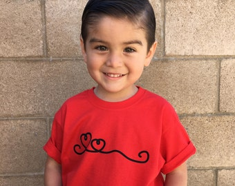 Hearts shirt, Kids love shirt, i love you shirt, kids valentines shirt, valentines day shirt, kids valentines gift, kids heart shirt, kids