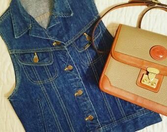 Vintage Lee Denim Vest, Vintage Denim Vest, Lee Jeans Vest, Blue Denim Vest, Vintage Lee Denim, Blue Jeans Vest, Sleeveless Denim Jacket
