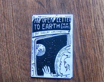 Letter To Earth Minicomic