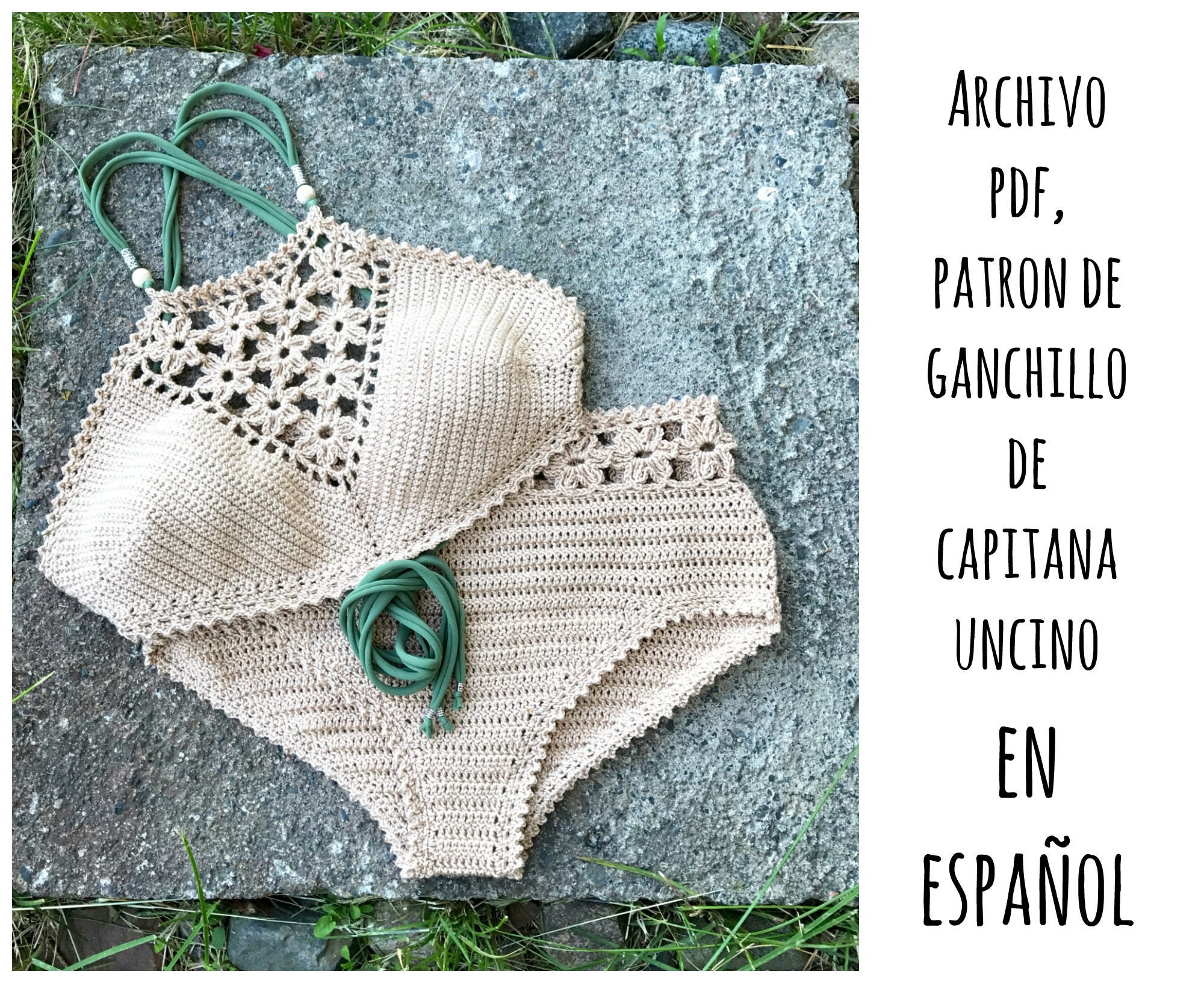 Magnífico Los Patrones De Crochet Libre De Derechos De Autor ...