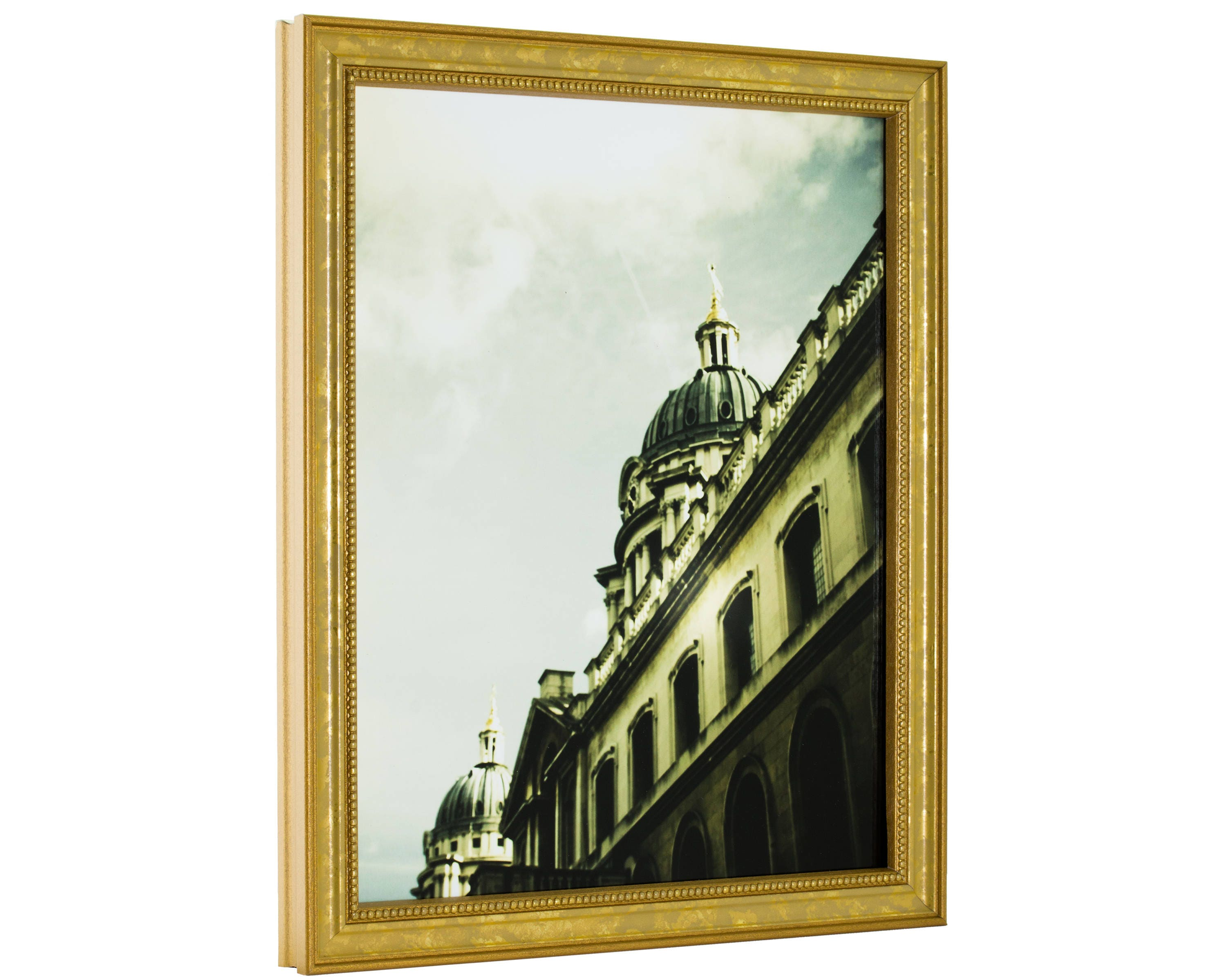 Craig frames 18x24 inch aged gold picture frame stratton zoom jeuxipadfo Gallery