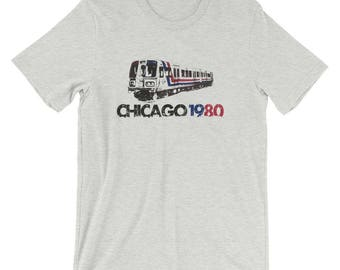 Chicago Loop 1980 shirt
