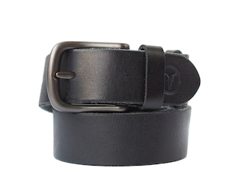 Leather Belt Women's Men's Unisex Handmade Unique Belts, Designer Belt on Sale