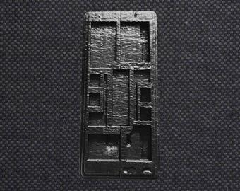 Kylo Ren 4.5 Inch Belt Buckle