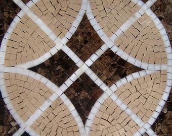Mosaic Art Square - Mila