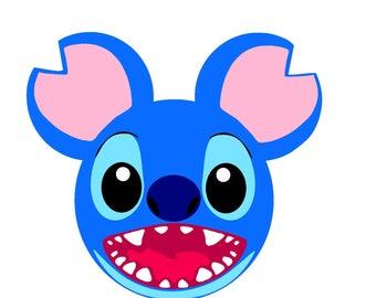 Stitch Magnet// Lilio and Stitch// Disney Cruise Magnet// Stateroom Door// Disney Door Decoration// Disney Cruise// Fish Extenders