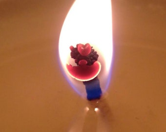 Light Candle Message