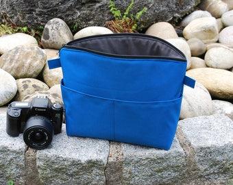 Camera bag, pocket Insert, camera case,