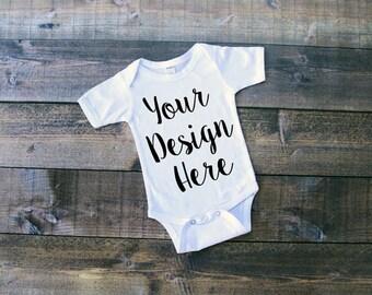 Create Your Own Customized Onesie, Custom Onesie, Customized Bodysuit, Personalized Onesie, Customized Baby Gift, Personalized Baby Gift
