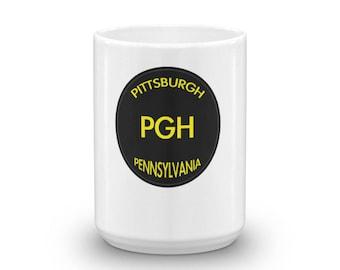 Pittsburgh Pennsylvania Coffee Mug