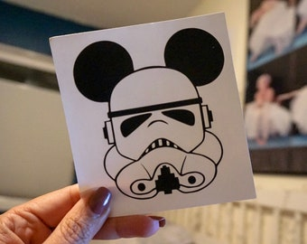 Mouse Ears Stormtrooper
