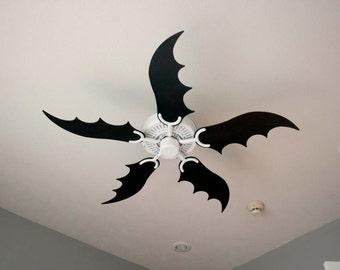Batwing Fan Blades