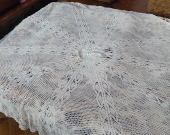 Much cover crochet