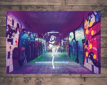 "Street Art Prints ""Reborn"""