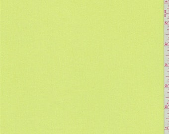 Citrine Yellow Gauze, Fabric By The Yard