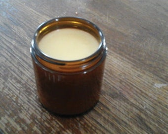 4 oz Pure Tallow Balm. Organic. Grassfed.  You'll love it or your money back!