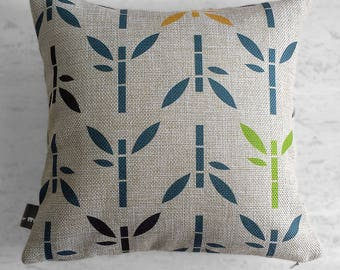 3 Pack Decorative Pillow (Modern Bamboo) CASE ONLY