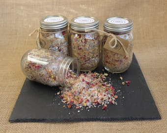 Relax Bath Salt    16 Oz    Relaxation, Anti-Anxiety, Muscle Soreness