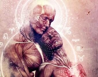 Sacred Flame elixir for Divine Lovers