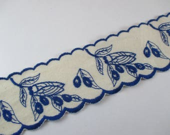 Lace Ribbon, fireplace, shelf, model cicada and olive, blue color.