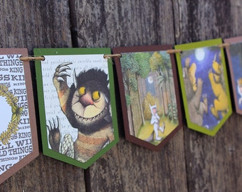 Where the Wild Things are Banner -