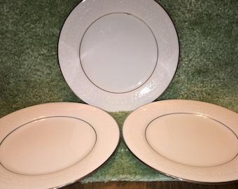 Set of Three Vintage Noritake N Saucers