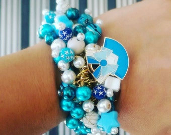 Sailor Mercury Bracelet